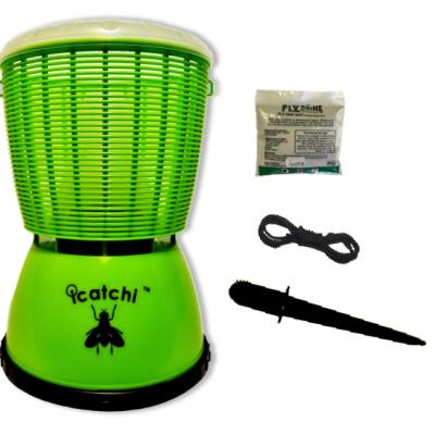 Inside iCatchi box