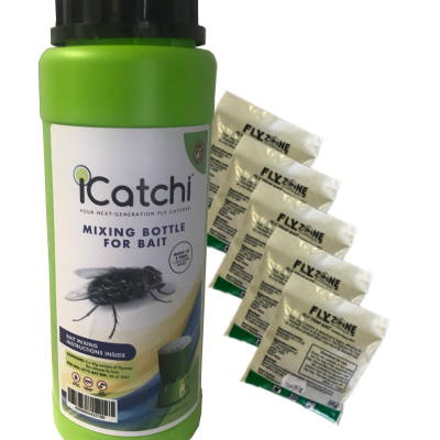 iCatchi Mixing Bottle OCT2018